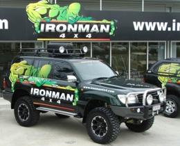 IRON MAN  SUSPENSION 4X4