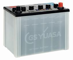 Yuasa YBX7030 - YBX7027 12V 60AH 560A YUASA EFB STA