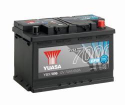 Yuasa YBX7096 - YBX7055 (M42R) 12V 40AH 340A YUASA