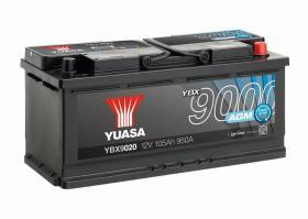 Yuasa YBX9020 - YBX9019 12V 95AH 850A YUASA AGM STA