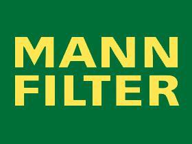 """FILTRO DE ACEITE CON """"*""""  Mann Filter"""
